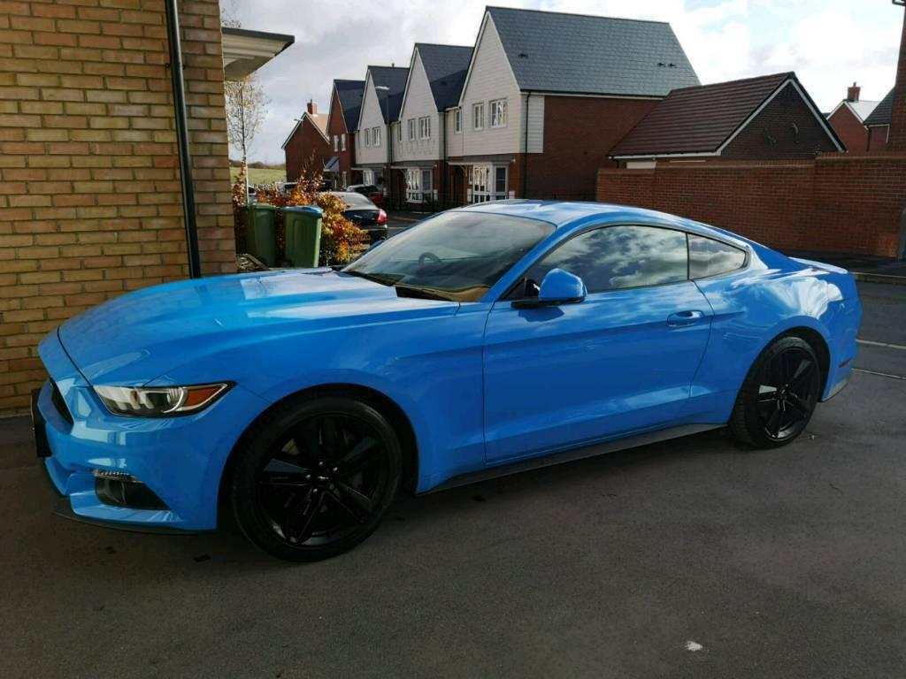 Mustang 2 3 ecoboost petrol