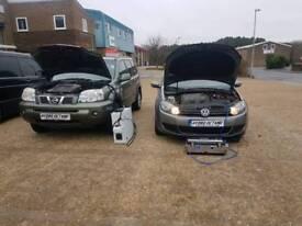 2005 Nissan X-trail, 2.2 Diesel, Manual 6 speeds, 1 year M.O.T!!!