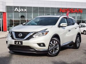 2017 Nissan Murano SL AWD CVT Leather*Navigation*Heated Seats*Bl