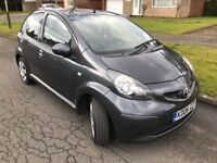 Toyota Aygo Automatic, 5 door, Just Fully working Serviced, SH, Female Owner, Long MOT, Only £20 Tax