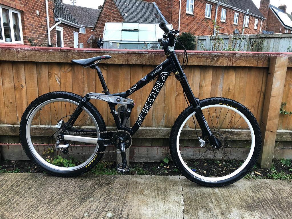 1697e0cf6ac Kona stinky full suspension downhill mountain bike will post | in ...