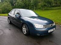 2006 ford mondeo drives perfect