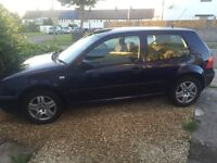 vw golf 1.4, great condition,november mot, great service histroy, £875 ONO