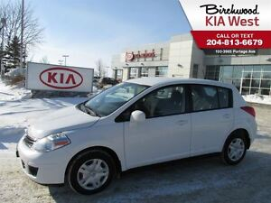 2012 Nissan Versa 1.8 S /CHECKS OFF ALL THE BOXES