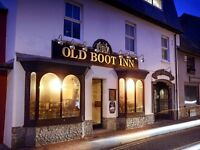 Chef - The Old Boot, Seaford, BN25 1PE