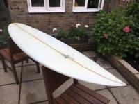 6' JP surf board
