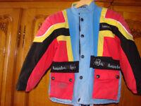 Motor bike coat