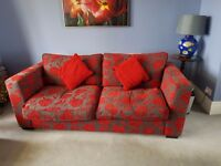 2 Matching Sofas in excellent condition