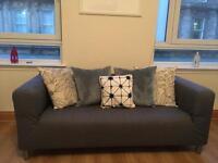 Ikea sofa, two for sale