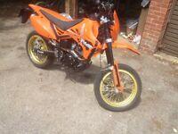 2014 pulse adrenaline 125cc