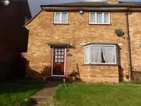 3 Bedroom Semi-Detached House to rent Hall Place Crescent-NO FEES