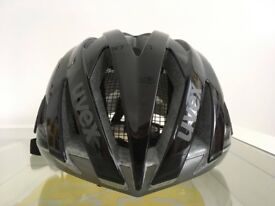 New Road Cycling Helmet Uvex Ultrasonic Race with label size 52 - 56cm XXS