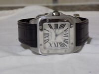 CARTIER PREOWNED WATCHES/JEWELLERY WANTED WITH ORIGINAL BOX/PAPERS/RECEIPT