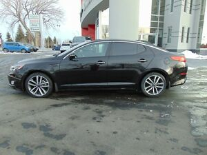 2015 Kia Optima (Leather Seats - Heated Seats)