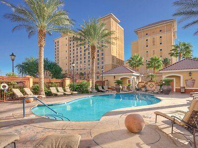 Las Vegas Timeshare Rental  Wyndham Grand Desert 2 bdr deluxe 12/12-12/16 Four N