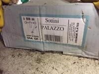 Sottini Palazzo bath taps and hand-held shower head