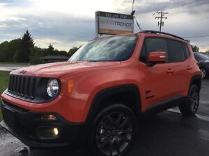 2016 Jeep Renegade North 75th Anniversary Edition! Open Air R...
