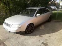 Audi a6 1.9tdi spare or repair