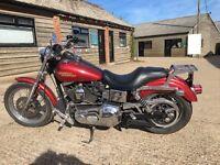 Harley Davidson FXD DYNA Lowrider
