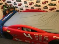 Car bed NASCAR from America
