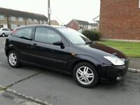 FORD FOCUS AUTOMATIC 2003/12 MONTHS MOT DRIVES PERFECT TEL.07377962604