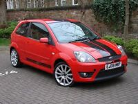 EXCELLENT LOOKS!! 2008 FORD FIESTA 2.0 ST 3dr, HALF LEATHER, FSH, 2 LADY OWNERS, LONG MOT, WARRANTY
