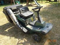 Hayter Heritage 10/30 ride on lawn mower