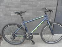 Carrera hybrid city bicycle(excellent condition)