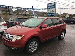 2007 Ford Edge SEL Plus NAVI - PANO ROOF - LEATHER