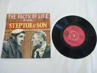 Steptoe and son, The facts of life, 7in vinyl, 45rpm. PYE