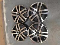 "Genuine VW Jetta 16"" 5x112 Alloy Wheels . Brand New (Refurbished)"