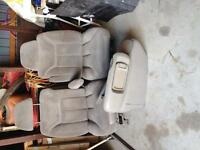 Chevy truck seats
