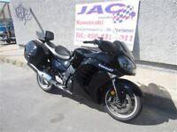 2011 Kawasaki Concours 14 ABS Touring 41.50$*/sem
