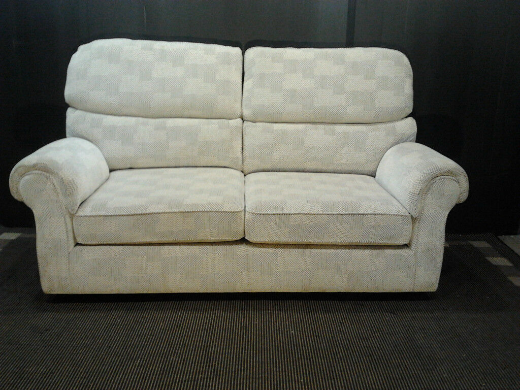Pair Of Harveys Sofas New Slight Seconds