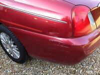 Rover 75 Conniosseur SE 1.8 manual 63000 miles 2 owners long MOT recent service full history