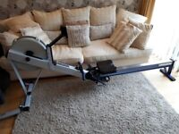 Concept 2 Rower Model D with PM3 console. Reconditione new chain etc £595