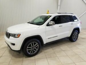 2018 Jeep Grand Cherokee Limited*TOIT OUVRANT*MAGS*CUIR CHAUFFAN