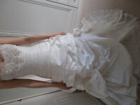 Beautiful Maggie sottero 'Sabelle' wedding dress size 8-10