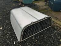 Ifor williams canopy for Subaru brat or trailer lid top