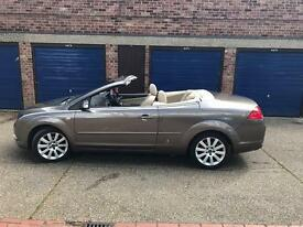Ford Focus CC3 Convertible