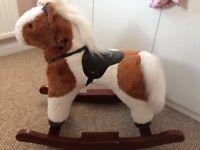 Rocking Horse from Jarrolds