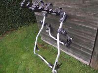 Avenir High Mount Cycle Carrier For 3 Bikes, Bike Rack