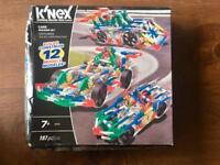 K'nex 12 Car building set