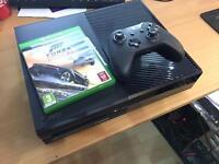 Xbox one 1tb with forza