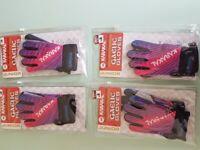 4 X Girl's Karakal GAA Gloves
