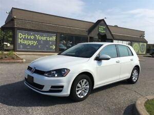 2016 Volkswagen Golf Trendline / ALLOY RIMS / HEATED SEATS / BLU