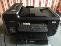 Lexmark all in one printer and fax Prevail Pro705