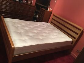 3 month old double bed for sale urgently