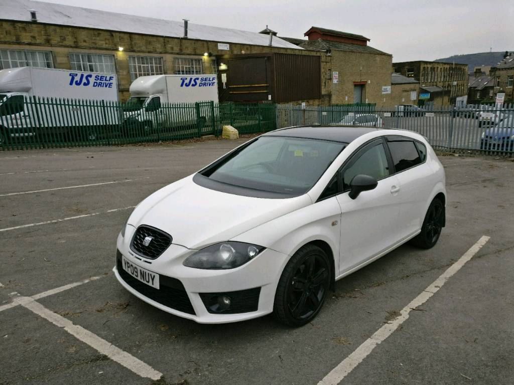 seat leon fr 2 0 tdi 2009 facelift in leeds west yorkshire gumtree. Black Bedroom Furniture Sets. Home Design Ideas
