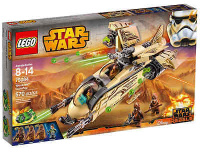 NEU LEGO® REBELS Star Wars 75084 - Wookies Gunship NEU & OVP (Lego Star Wars 75084)